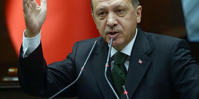 """Erdoğan'a kimyasal saldırıya karşı """"arınma odası"""""""