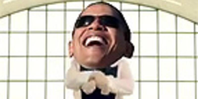 "Obama ""Gangnam"" Style..."