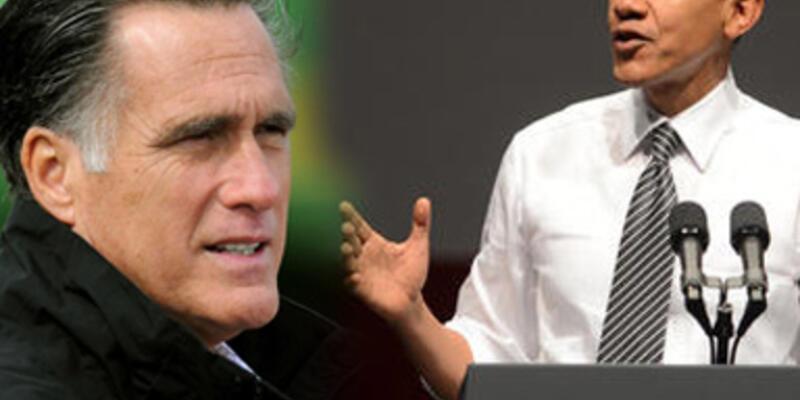 Romney'den Obama'ya 4 puanlık fark