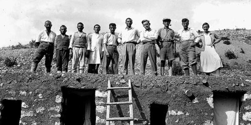 Bir kazının fotoromanı