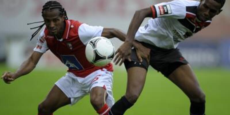 Braga'da gol bombardımanı