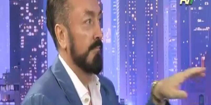Adnan Oktar Gangnam Style ile coştu