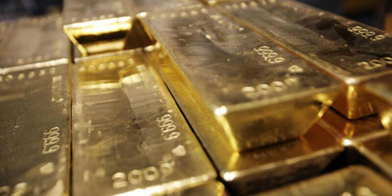 Altının onsu 1.766 dolar seviyesine geriledi