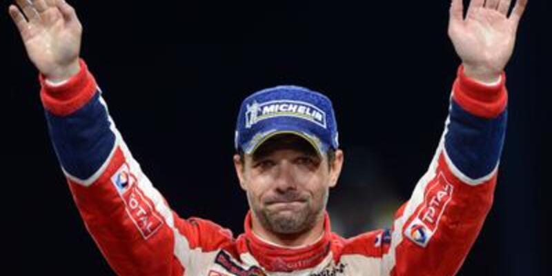 Sebastien Loeb 9. kez şampiyon