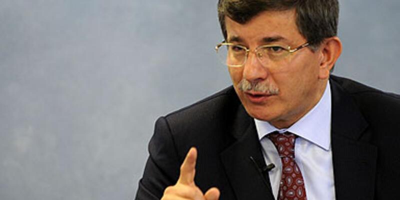 İran'dan Davutoğlu'na telefon!