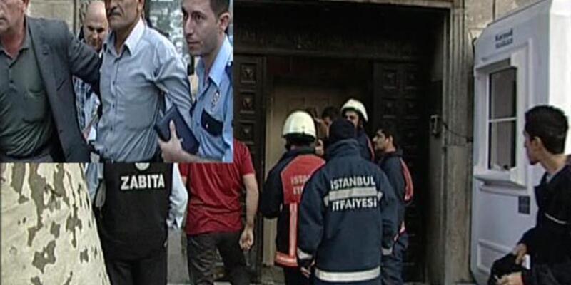 İran'ın İstanbul Başkonsolosluğu'na saldırı