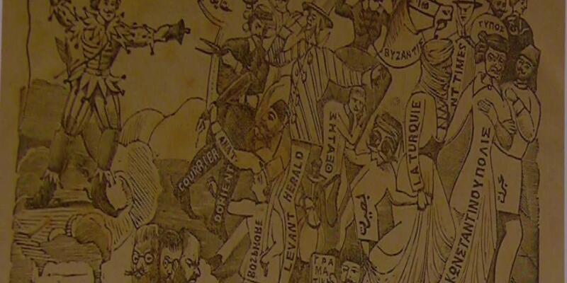 ''Boğazın Telgrafı'' İstanbul'da sergileniyor