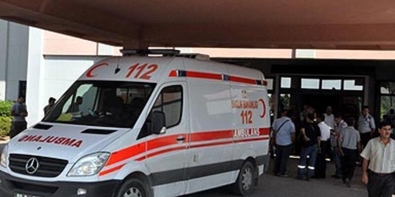Osmaniye'de patlama: 18 yaralı