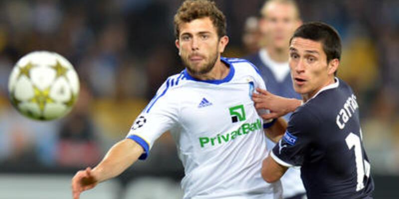 Dinamo'ların mücadelesinde zafer Kiev'in