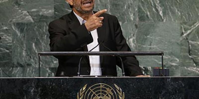 Ahmedinejad'dan ABD'ye açık mesaj