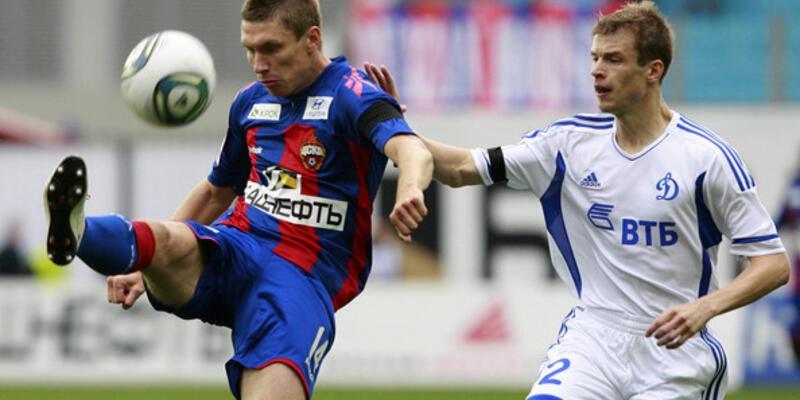 CSKA Moskova liderliği kaptırdı