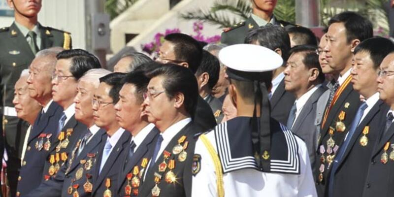 Çin Halk Cumhuriyeti 63 yaşında