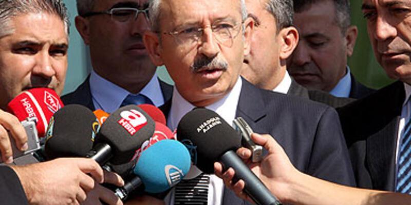 Kılıçdaroğlu'dan Arınç'a geçmiş olsun telefonu