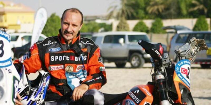 Milli motosikletçi rallide hayatını kaybetti