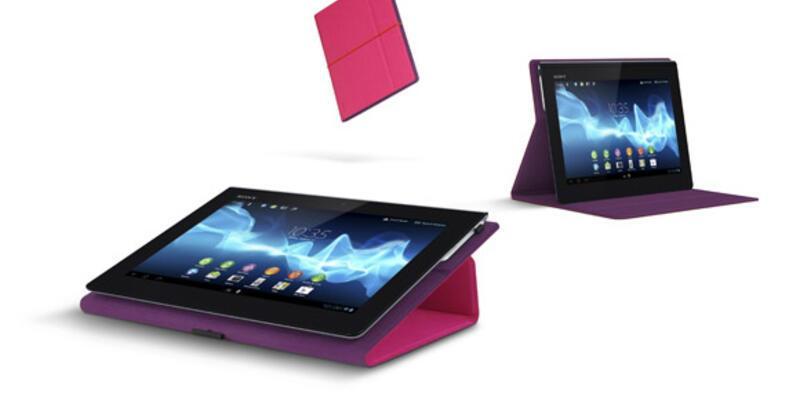 XPeria Tablet S tanıtıldı
