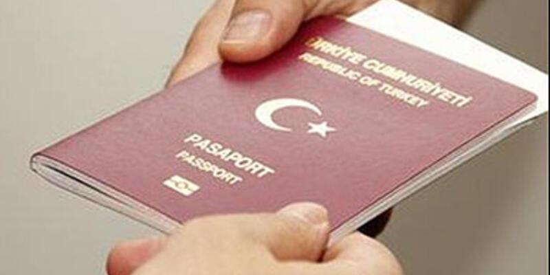 Pasaportta 3 ay kuyruk!