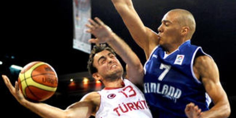 Finlandiya'yı deviren Türkiye finalde