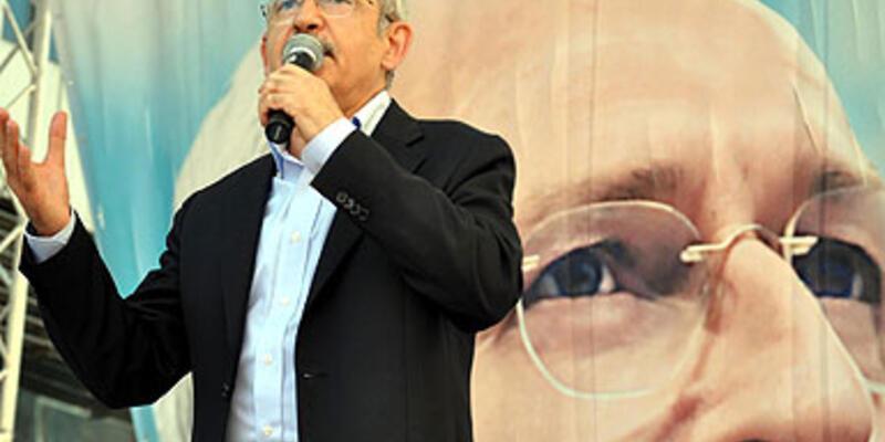 """Kılıçdaroğlu: """"PKK koşulsuz silah bırakmalı"""""""