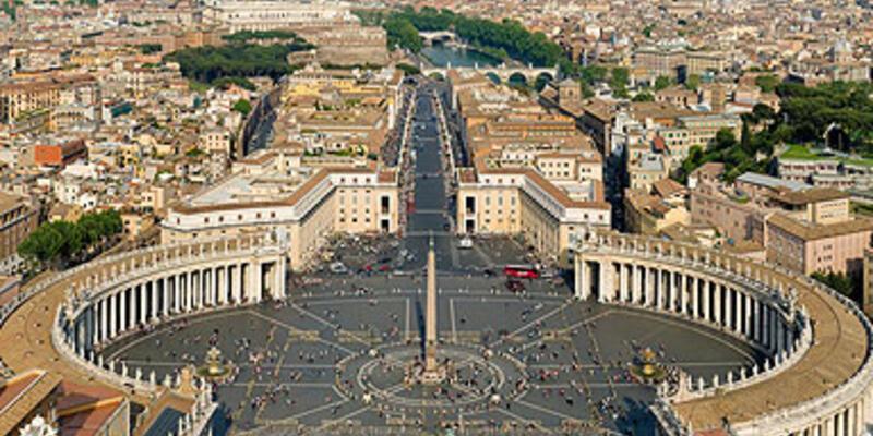 Vatikan'da Allahu ekber sesleri!