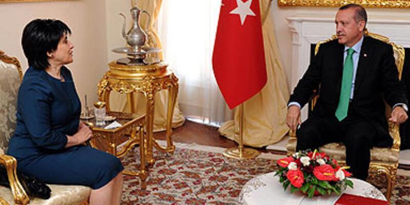 Erdoğan-Zana buluşmasına ilk açıklama