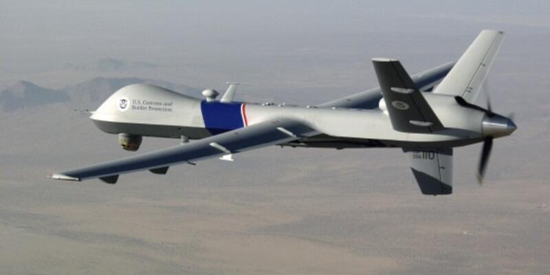 İnsansız uçağın kontrolünü ele geçirdiler!
