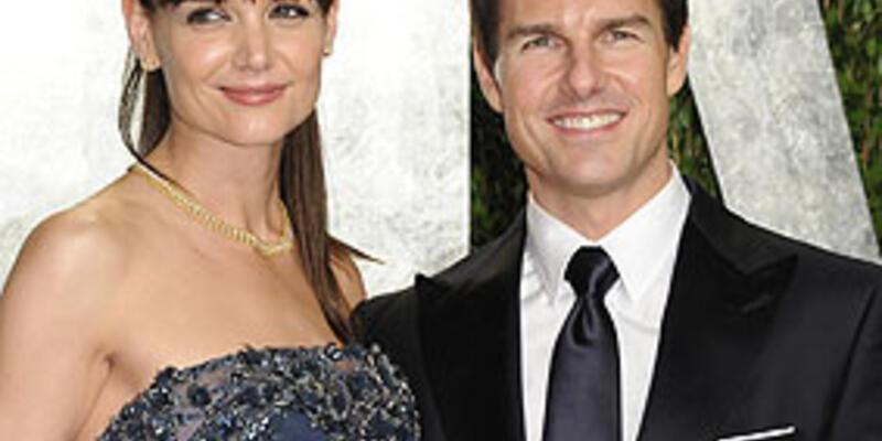 Tom Cruise ve Katie Holmes boşanıyor