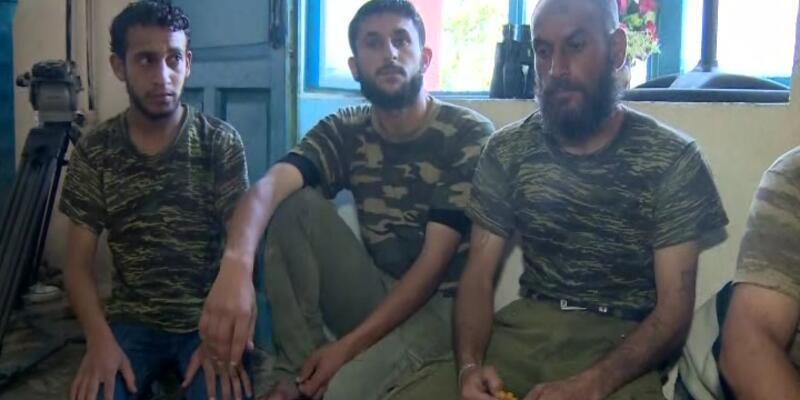 Suriyeli direnişçiler ölümle burun buruna