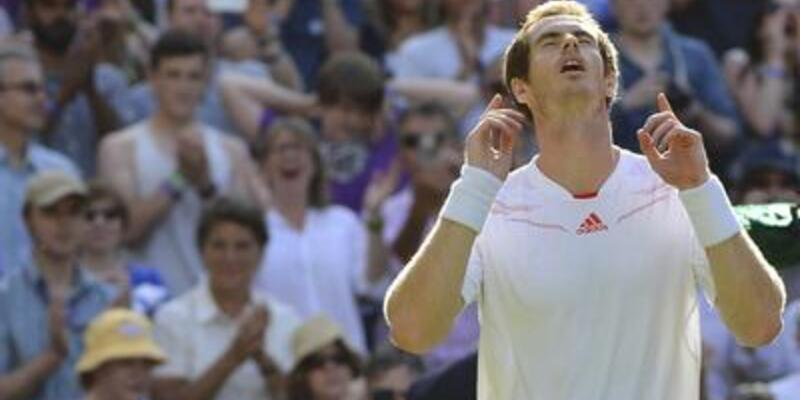 Andy Murray, Karlovic'i de devirdi