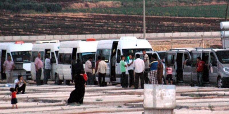 Suriyeli bir albay ve yarbay sığındı