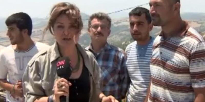 Türkiye- Suriye sınırında köylü korku içinde