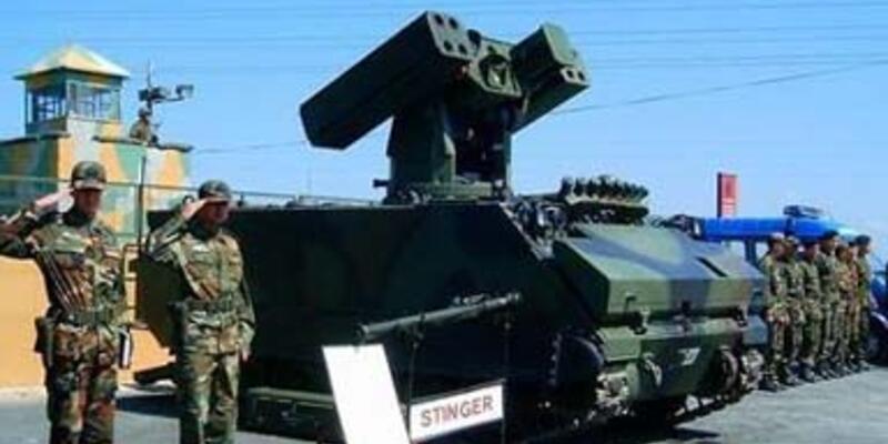 ASELSAN Stinger füzelerini TSK'ya teslim etti