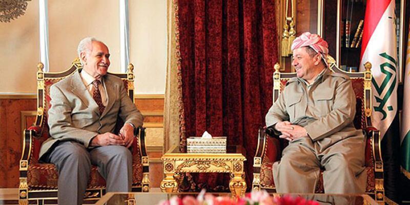 """Barzani: """"Silahlar karşılıklı susmalı"""""""