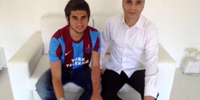 Soner resmen Trabzonspor'da