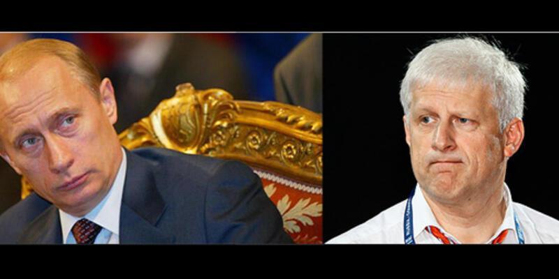 Putin'le konuştu, istifa etti!