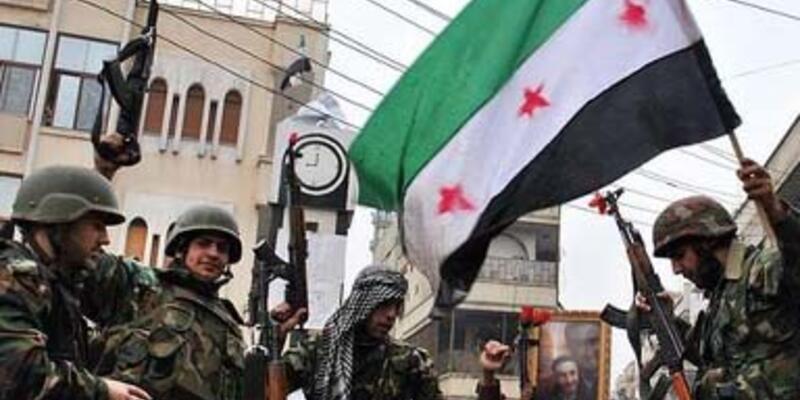 Suriye ordusundan toplu firar