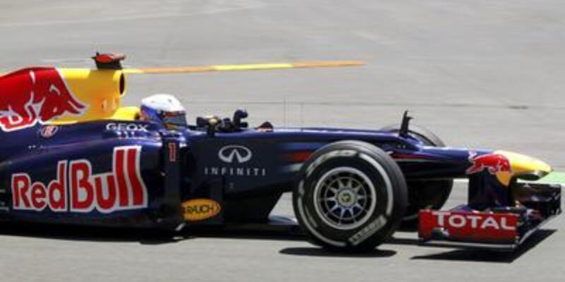F1 Avrupa Grand Prix'sinde geri sayım