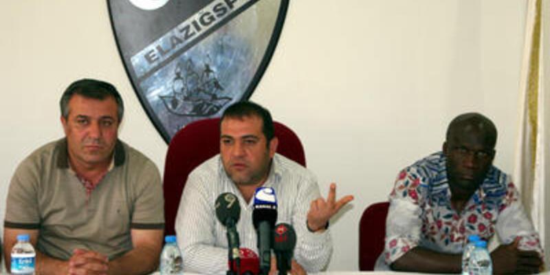 Elazığspor Tum'a imza attırdı