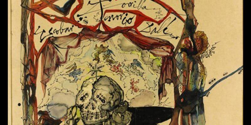 Dali'nin tablosu çalındı