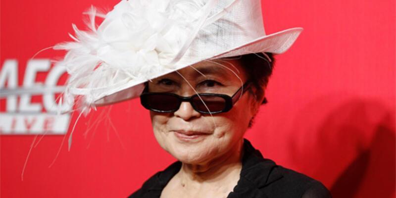 Yoko Ono'ya yaşam boyu başarı ödülü