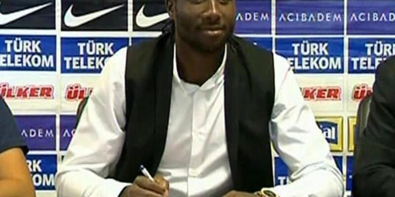 Bamba 5 yıllık sözleşme imzaladı