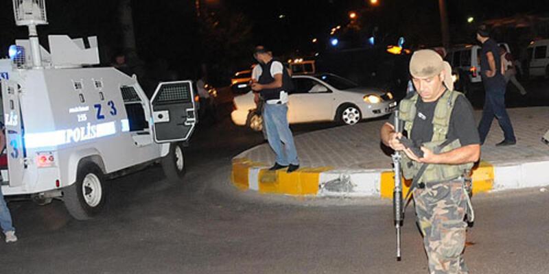 Kavga ihbarına giden polislere ateş açıldı