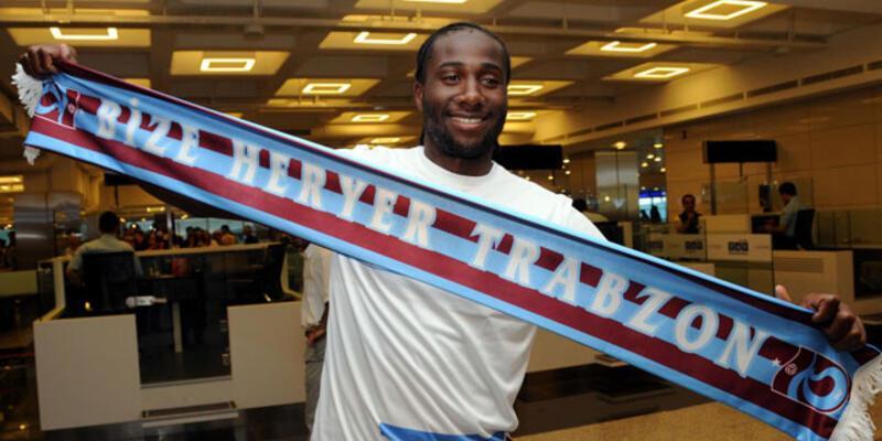 Trabzonspor Bamba'sına kavuştu