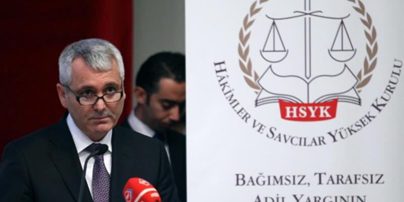 """HSYK Başkanvekili:""""Ülkemizin bir tane yargısı var"""""""