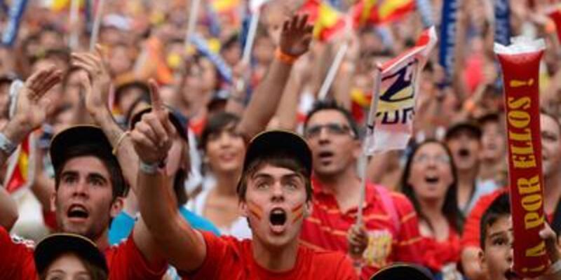 "İspanya'da ""campeón "" sesleri"