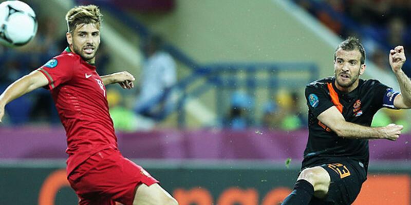 Ronaldo Hollanda'yı bitirdi