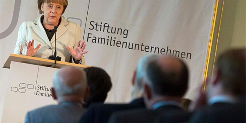 """Merkel: """"Gücümüz sonsuz değil"""""""