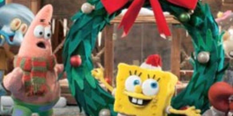 SüngerBob'un Noel ruhu