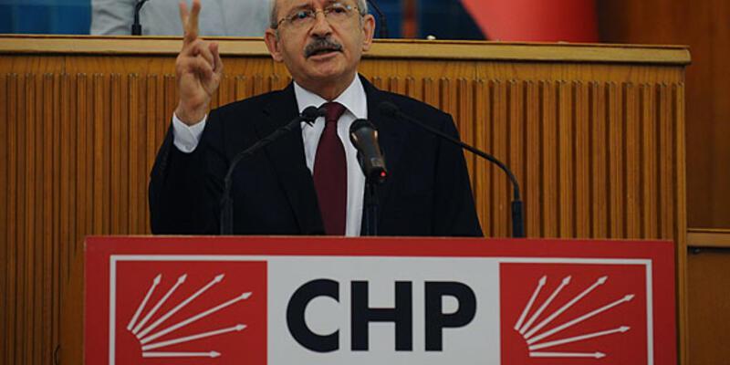 CHP olağan kurultayında çarşaf liste uygulanacak