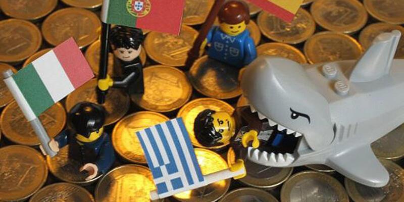Euro 2012'de Euro bölgesi dejavusu!