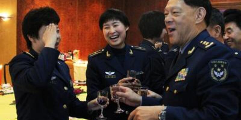 İlk Çinli uzaya çıkıyor